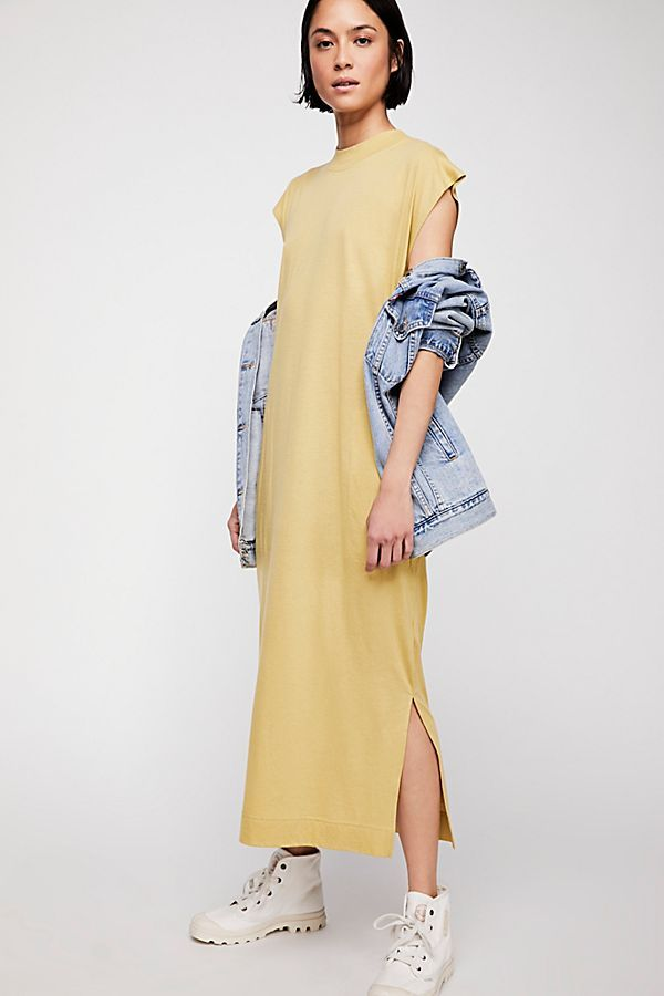 7caf09958f7878 All Day Long Midi T-Shirt Dress in 2019 | buy | Dresses, Long midi dress, Shirt  dress