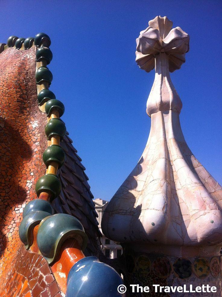 Terrace Casa Batlló