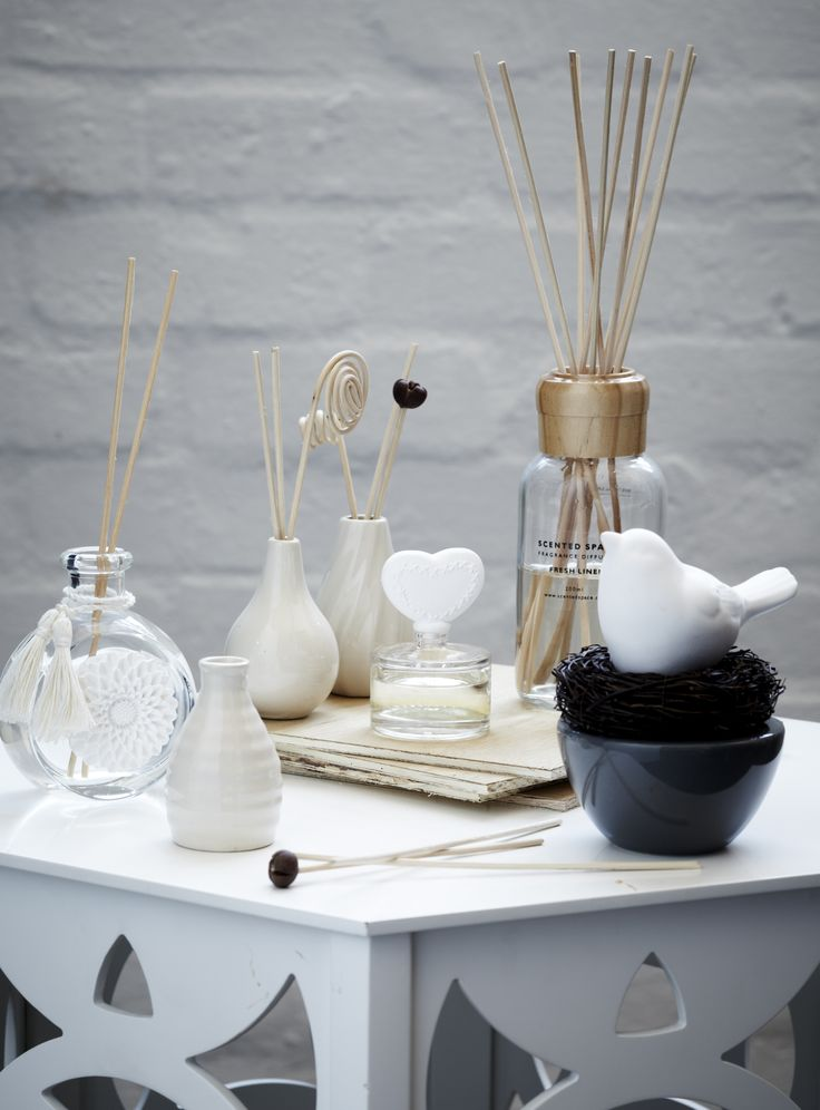 Adding a touch of fragrance to a room can completely transform its mood.