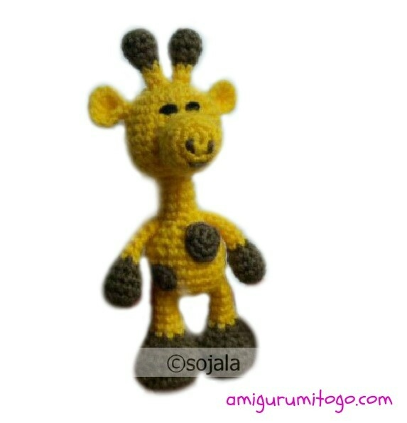 Amigurumi Hello Kitty Collection 1 : Amigurumi To Go!: Crochet Little Bigfoot Giraffe ...