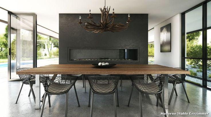 Esszimmer modern  Bildergebnis für esszimmer modern | Tisch | Pinterest | Lofts