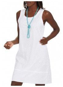 Ilan | Mykonos Tunic Dress White
