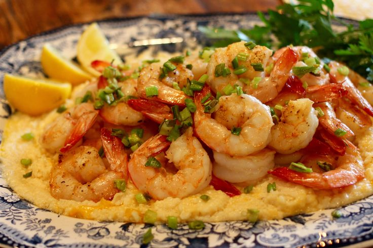 Shrimp and Grits - Powered by @ultimaterecipe