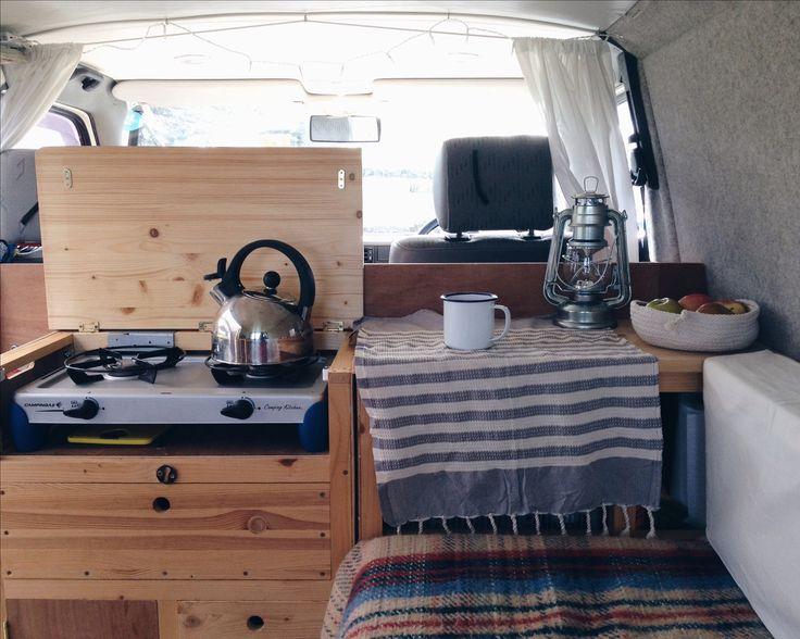 Our Homemade Vw T4 Transporter Eurovan Campervan By Boo
