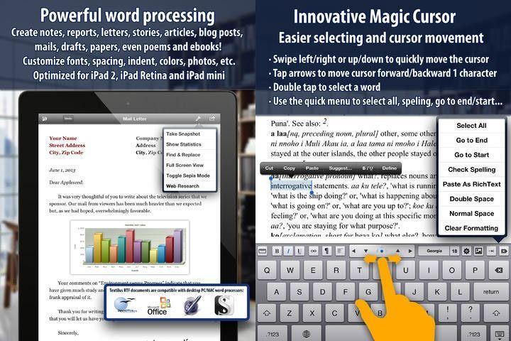 Apache Open Office - Free word processor, spreadsheet program Nice