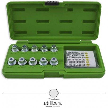 Por TAN SOLO 25€ HASTA EL PROXIMO 5 DE DICIEMBRE Set extractor de tornillos de seguridad para BMW