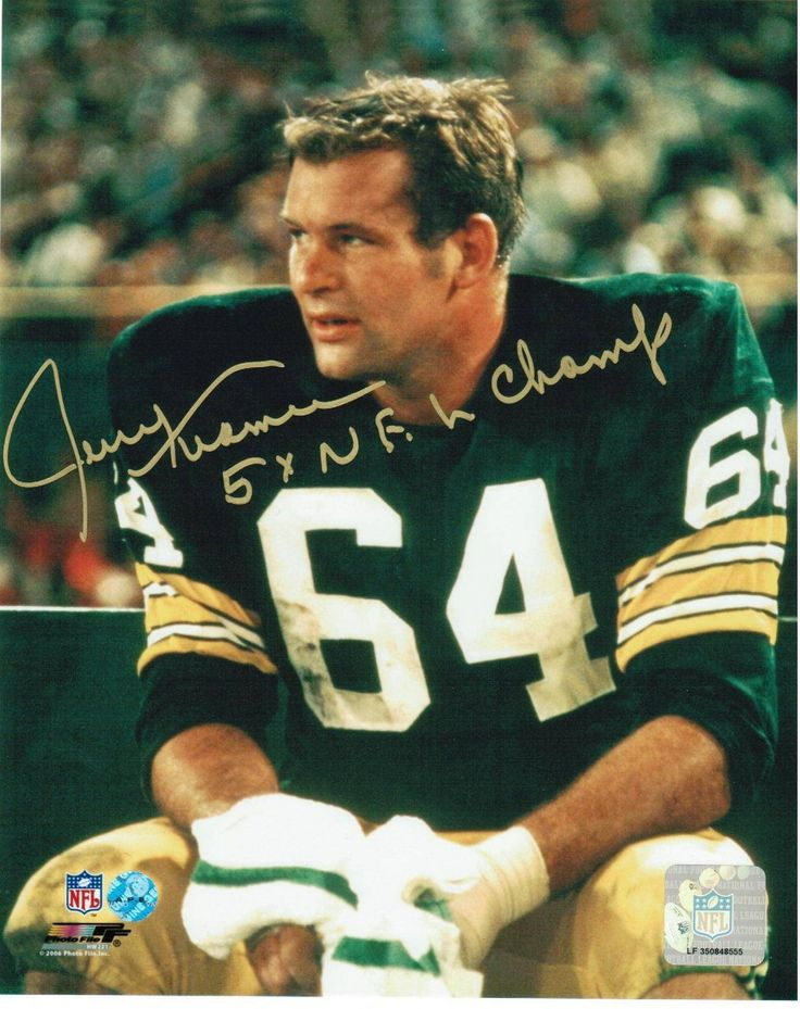"AAA Sports Memorabilia LLC - Jerry Kramer Green Bay Packers Autographed 8x10 Photo Inscribed ""5X NFL Champ"" (4), $49.95 (http://www.aaasportsmemorabilia.com/nfl/green-bay-packers/jerry-kramer-green-bay-packers-autographed-8x10-photo-inscribed-5x-nfl-champ-4/)"