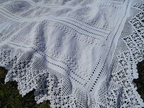 French Bedspread Antique