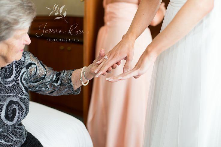 Jemimah & Christopher @ Jessie Rose Photography #weddingphotography #grandmother #bride #engagementring