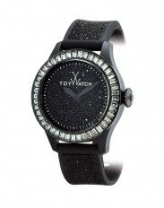 Toywatch Glitter Black Black #toywatch #accessories #accentclothing