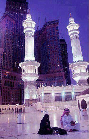 #Mecca #kaba #mescidi #haram