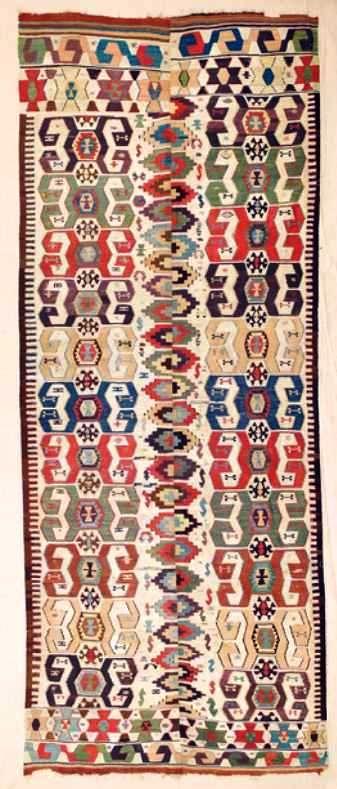 Nigde Kelim 18th or 19th Century