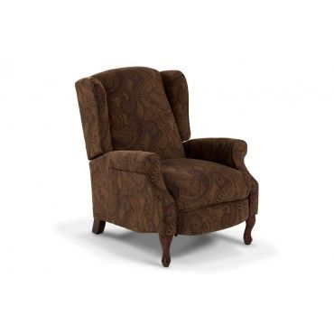 Queen Anne Accent Recliner  sc 1 st  Pinterest : queen anne style recliner chair - islam-shia.org