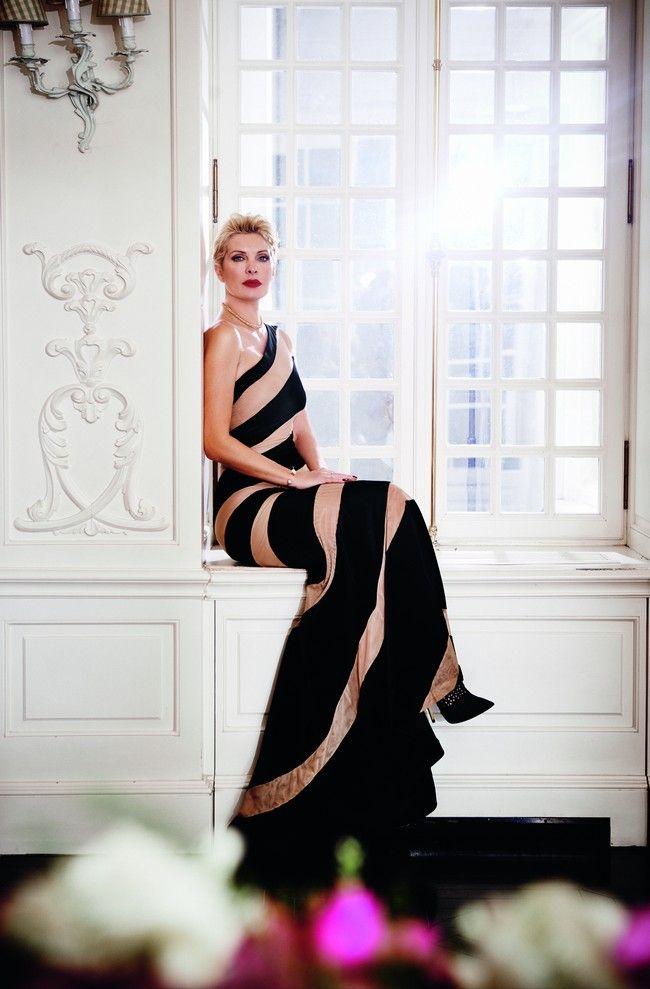 Eleni Menegaki for Madame Figaro in Celia Kritharioti