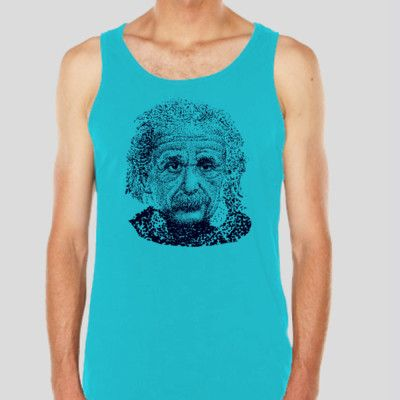 The father of modern physics sure makes a cool street wear design. See it at http://bit.ly/1o40W5x #street #shirt #Einstein #physics