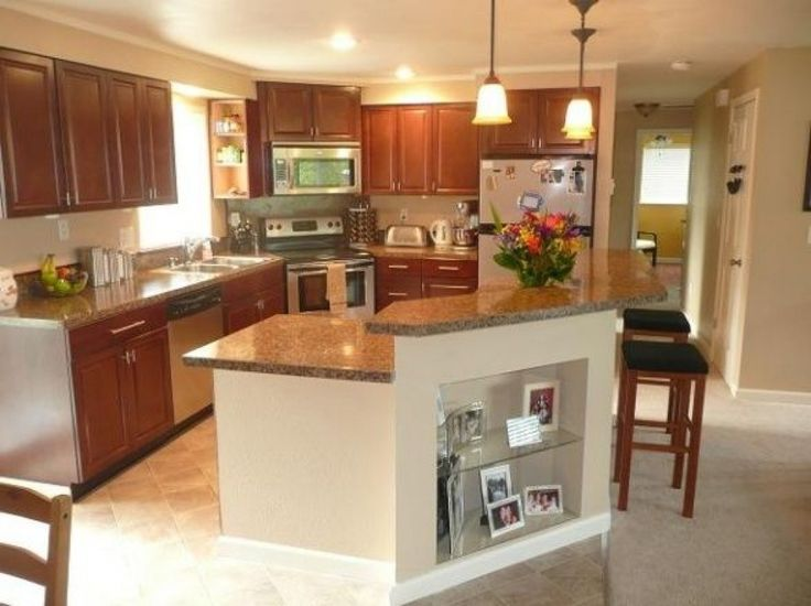 Best Bi Level Homes Ideas On Pinterest Split Level Remodel - Bi level kitchen remodel