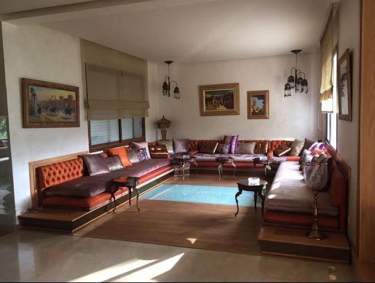 Marokkanische wohnzimmer ~ Besten salon marocain bilder auf marokkanische