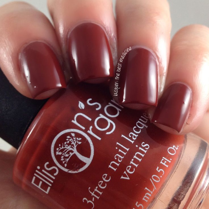 Nail Colors Burgundy: 25+ Best Ideas About Burgundy Nail Polish On Pinterest