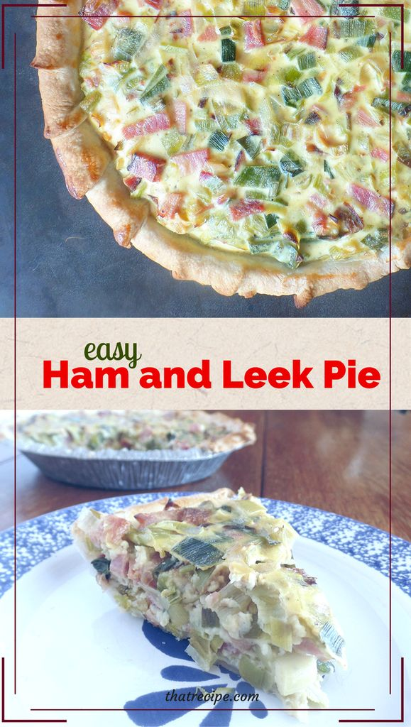 17 Best ideas about Leek Pie on Pinterest | Chicken and leek pie ...
