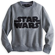 Star Wars Logo Pullover Sweatshirt for Women