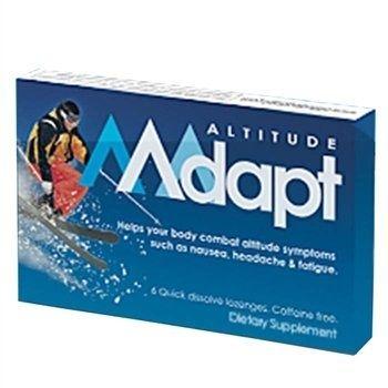 Altitude Adapt reduces Altitude Symptoms of Nausea Headache Fatigue ALTITUDE_ADAPT - $12.02