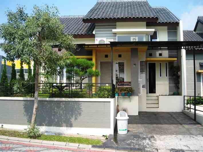 http://inrumahminimalis.com - Rumah Minimalis Tampak Depan 1 Lantai
