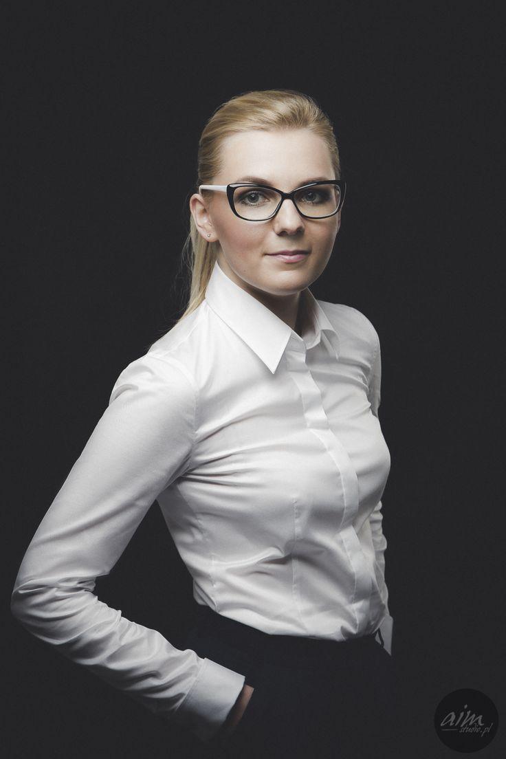 Małgorzata Dulińska - portrety biznesowe • AIM-Studio   Fotograf Wrocław