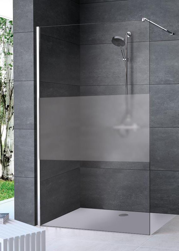 Huppe Enjoy Pure The Shower Cubicle Is Made Of Toughened Safety