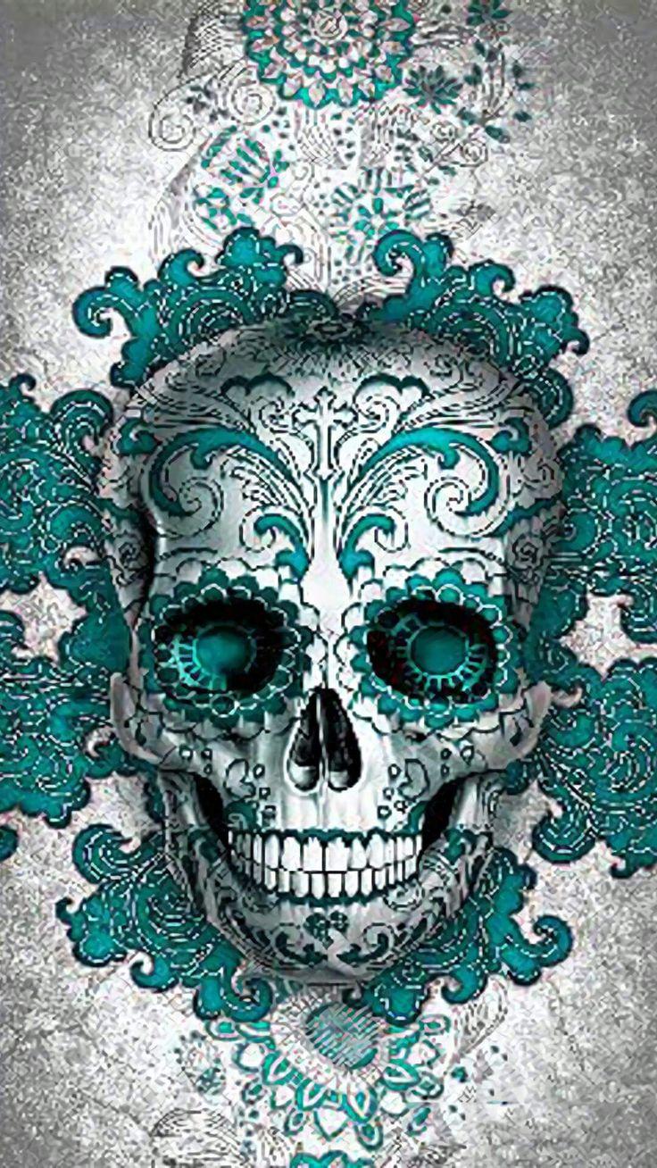 Boy And Girl Skeleton Art Wallpaper Pin By Crystal Martin On Skulls Pinterest Sugar Skulls