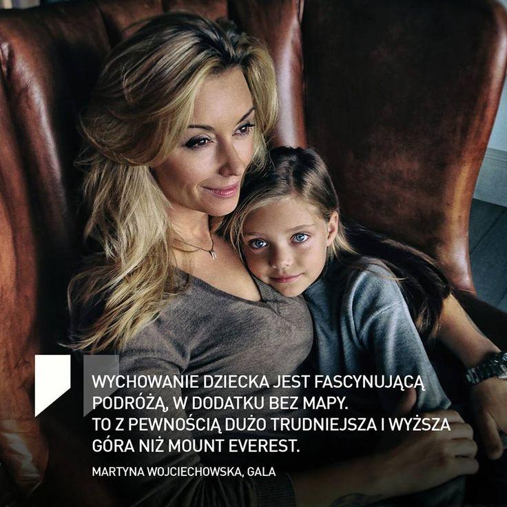 Martyna Wojciechowska z córka