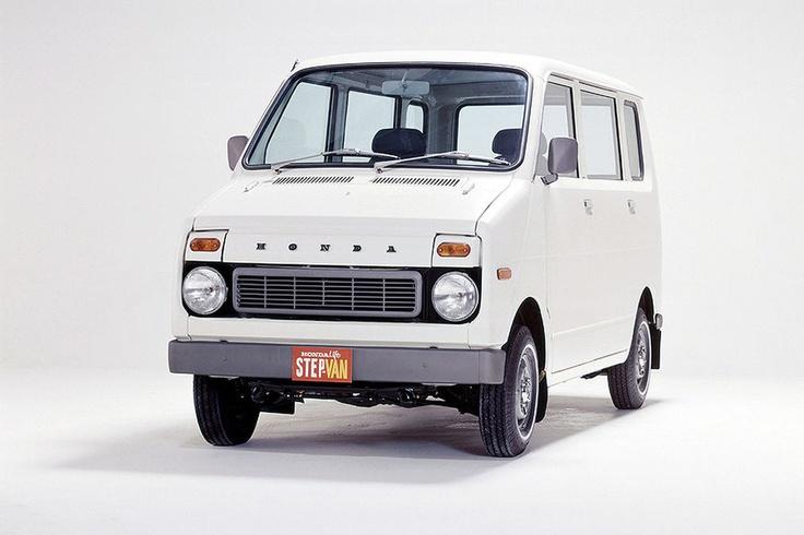 Honda Life Van