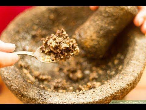 How To Eat Papaya Seeds To Heal Your Liver Kidneys And Digestive Tract