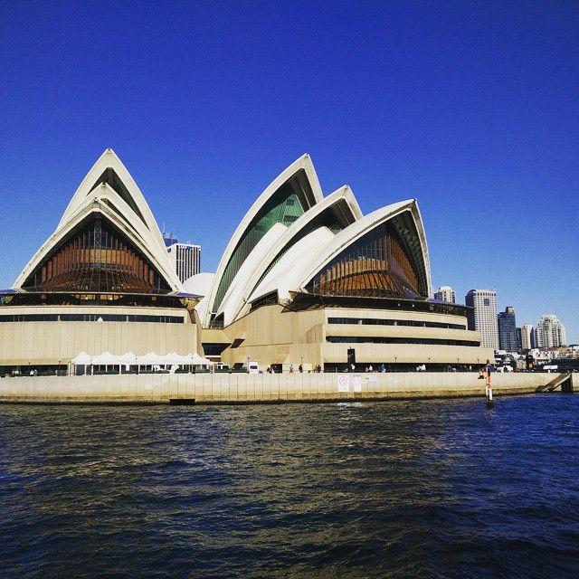 Sydney on a chilly winter morning! #GrabYourDream #Australia #travel #adventure #Sydney