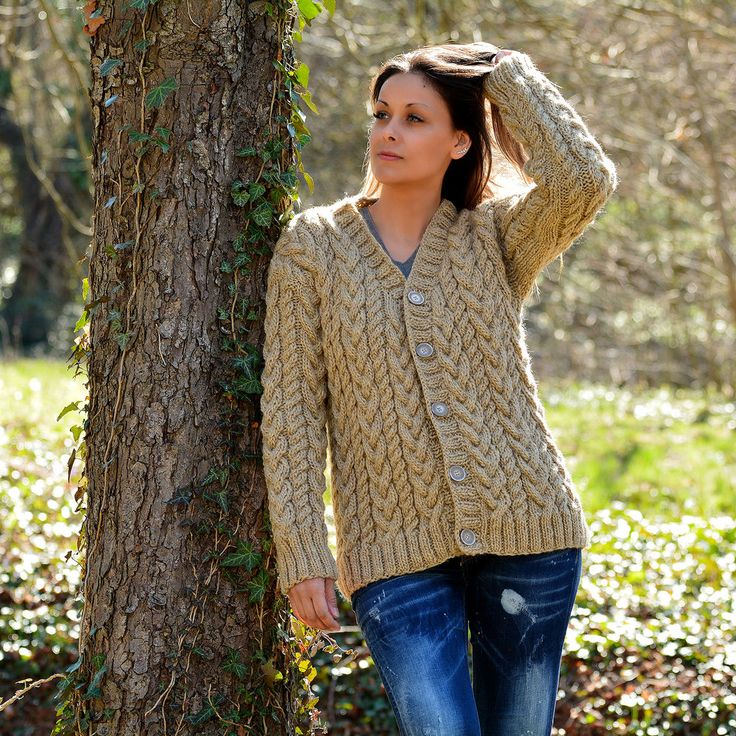 46 best WOOL Cardigans Luxury Made by EXTRAVAGANTZA images on ...