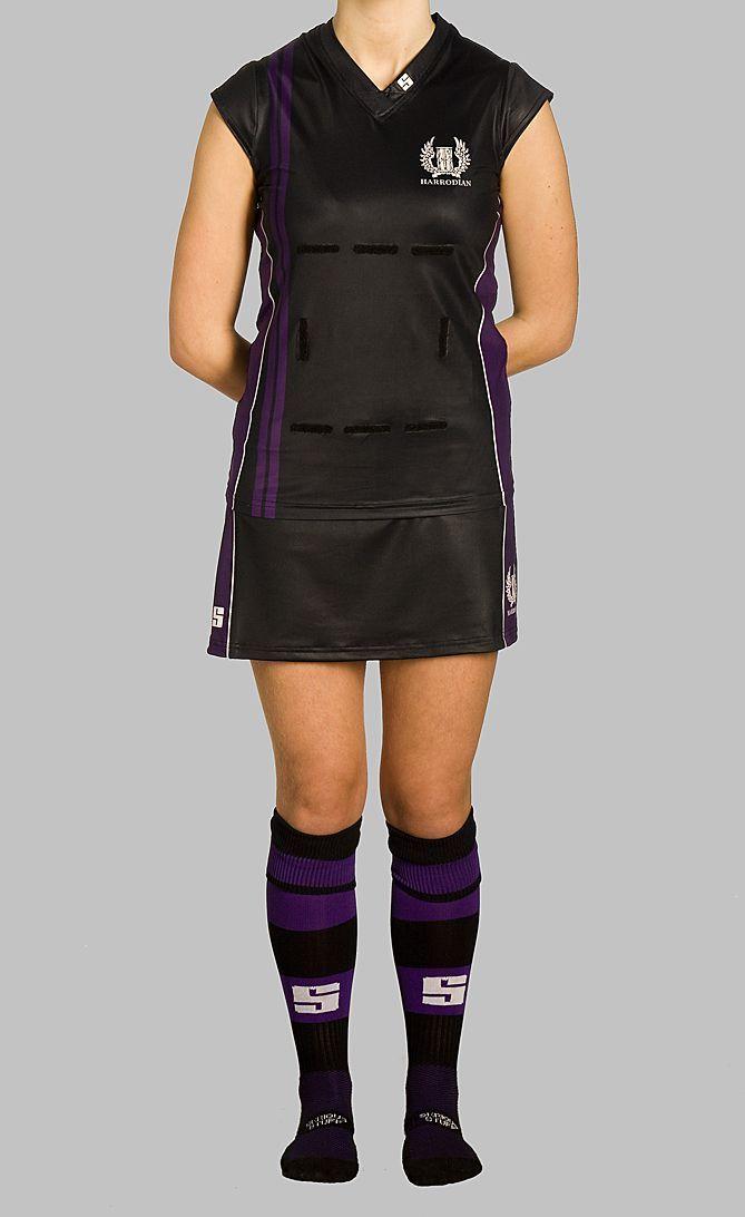 Harrodian School Netball Kit