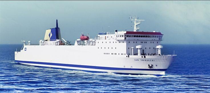 #unityline #ferry #ferries #jansniadecki #sea #swinoujscie #ystad #poland #sweden #färjor