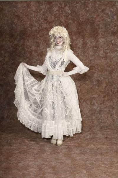 Day of the Dead Ancestor ::: The Addams Family Costume Rental Archive Costumes Nationwide Shipping Hale Center Foundation for the Arts and Education