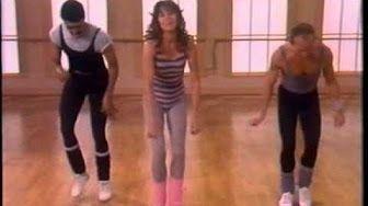 jane fonda aerobics workout - YouTube