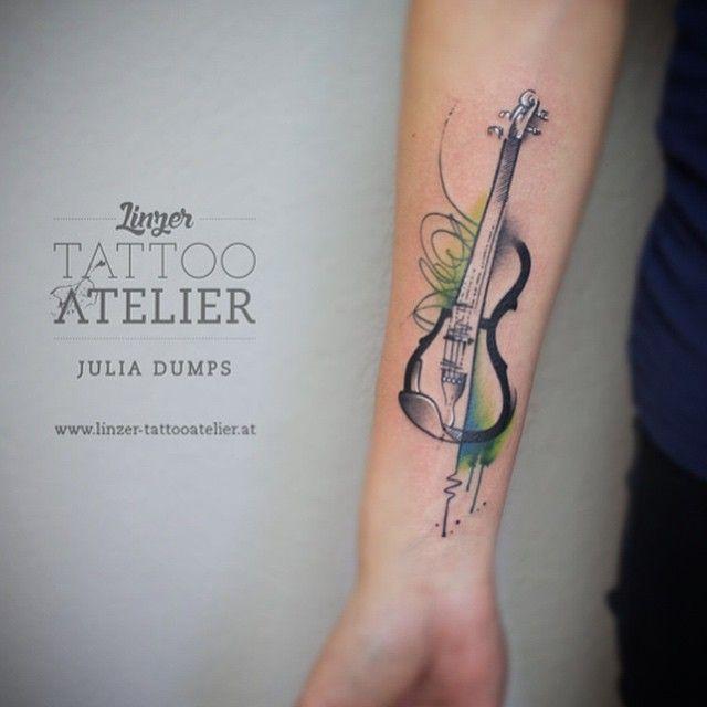Πάνω από 25 κορυφαίες ιδέες για Violin Tattoo στο Pinterest