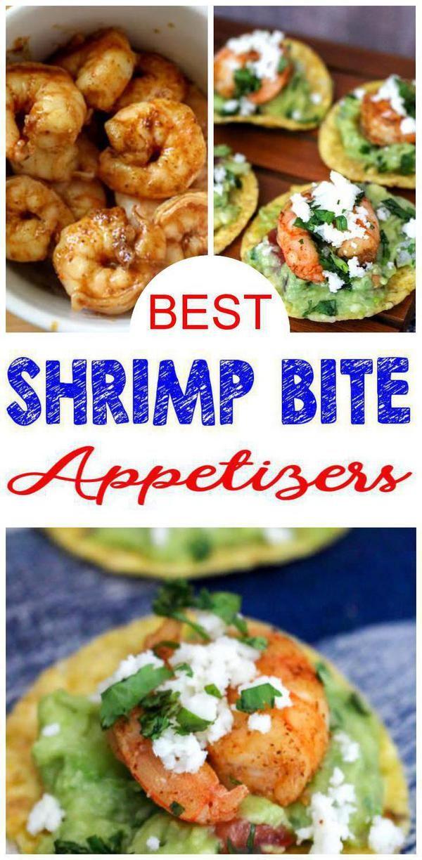 BEST Shrimp Bites Recipe! Easy Appetizer Idea – Quick & Simple Finger Foods – Guacamole & Shrimp Dish – Holidays – Parties – Thanksgiving – Christmas – Friends – Families