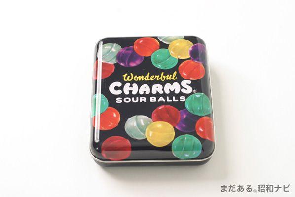 チャームスサワーボールキャンディー