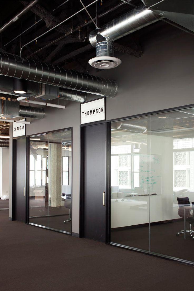 Best 25+ Industrial office space ideas on Pinterest