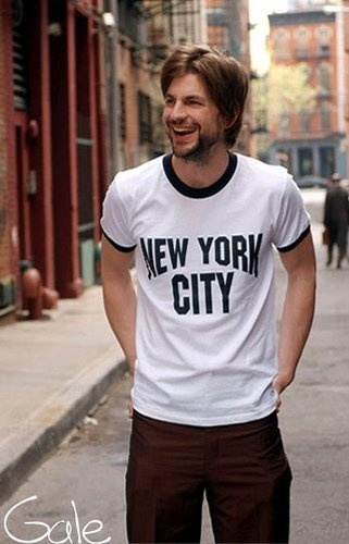 Gale Harold New York City...sexiest smile!