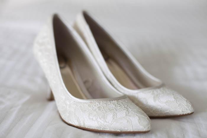 Claire's shoes