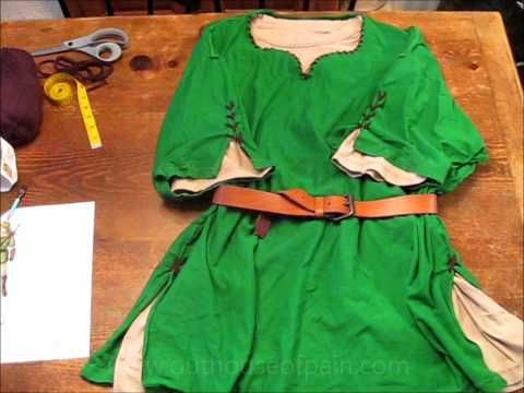 Link - Legend of Zelda - Costume - Easy Cosplay Halloween Tutorial