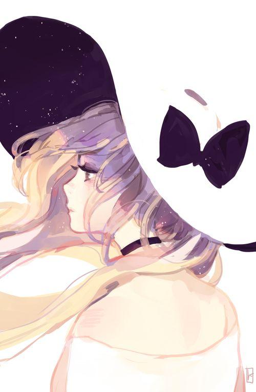 anime, draw, and manga girl image                                                                                                                                                                                 More