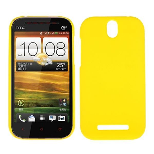 Hard Shell (Gul) HTC One ST Cover
