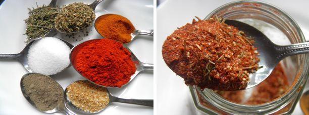 Kreol fűszerkeverék, azaz BAYOU BLAST - Így főz anyátok