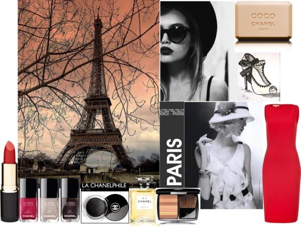 """Paris #2"" by orladonegan on Polyvore"