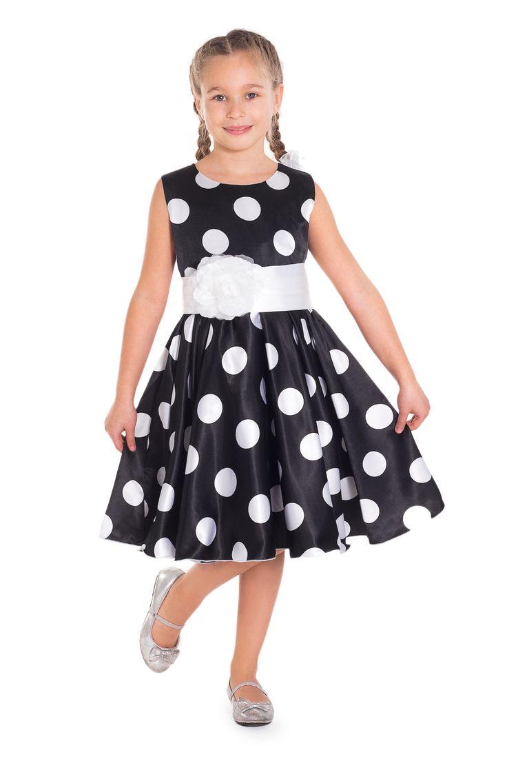 Детское платье для девочки - купить в интернет-магазине Lacywear.ru